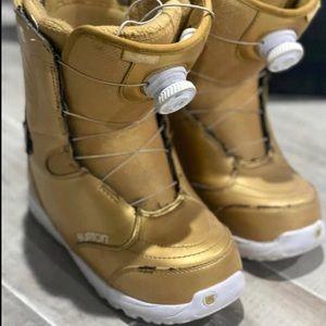 Burton L.A.M.B snowboard boots